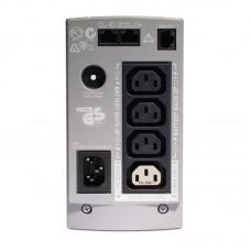ДБЖPC Back-UPS 650VA 400Вт, 4xIEC, USB (BK650EI)