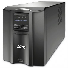 ДБЖ APC Smart-UPS 1000VA, 700Вт, 8xIEC, USB, LAN, LCD (SMT1000I)