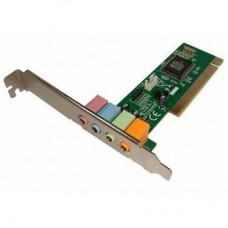 Звукова карта PCI Manli M-CMI8738-4CH C-Media PCI 4 канали
