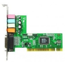 Звукова карта PCI ATcom Sound Card (10715) 4.0 Channel, C-Media CMI8738, 48KHz/16bit