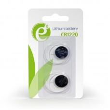 Батарейка CR1220 EnerGenie літієва (EG-BA-CR1220-01) 1шт