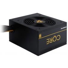 Блок живлення Chieftec  600Вт BBS-600S Core ATX, EPS, 120мм, APFC, 6xSATA, 80 PLUS Gold