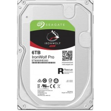 "Жорсткий диск 3.5"" SATA3 6TB 256MB 7200 Seagate IronWolf Pro (ST6000NE000)"
