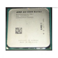 Процессор FM2 AMD A4-5300 3.4-3.6GHz/2ядра/1MB/HD7480D/65W/Tray (AD5300OKA23HJ)