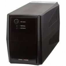 ДБЖ LogicPower LPM-525VA-P 525VA, 367Вт, 2xSchuko (0003170)