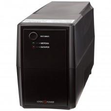 ДБЖ LogicPower LPM-625VA-P 625VA, 437Вт, 2xSchuko (0003336)