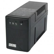 ДБЖ Powercom BNT-600AP 600VA, 360Вт, 2xIEC, RJ45, USB (00210085)