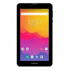 "Планшет Prestigio MultiPad Wize 4117 1/8GB 3G Black (PMT4117_3G_C) 7"" (1024x600) IPS / SpreadTrum SC7731 / ОЗУ 1 ГБ / 8 ГБ вбудованої + microSD до 128 ГБ / камера 2 Мп + 0.3 Мп / 3G (UMTS) / Wi- Fi / Bluetooth / GPS / Android 8.1 (Oreo) / 190 х 108x"