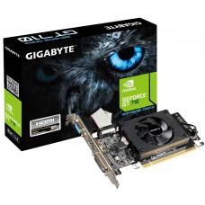 Видеокарта PCI-E nVidia GT 710 GIGABYTE 2ГБ (GV-N710D3-2GL)