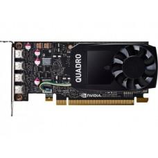 Видеокарта PCI-E nVidia QUADRO P1000 HP 4ГБ (1ME01AA)