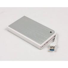 """Внешний карман для HDD SATA 2.5"""" AgeStar 3UB 2A14 (White) через USB3.0 белый"""
