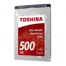 "Жорсткий диск 2.5"" SATA3   500GB  8MB 5400 Toshiba L200 (HDWK105UZSVA)"