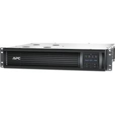 ДБЖ APC Smart-UPS 1500VA, 1000Вт, 4xIEC, USB, LAN, LCD (SMT1500RMI2U)