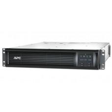 ДБЖ APC Smart-UPS 2200VA, 1980Вт, 8xIEC, USB, LAN, LCD (SMT2200RMI2U)