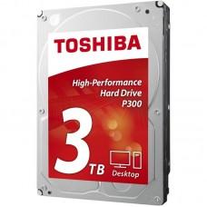"Жесткий диск 3.5"" SATA3  3TB  64MB 7200 TOSHIBA (HDWD130UZSVA)"