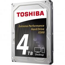 "Жесткий диск 3.5"" SATA3  4TB 128MB 7200 TOSHIBA (HDWE140UZSVA)"