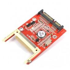 Контроллер SATA->CF (COMPACT FLASH) E9693