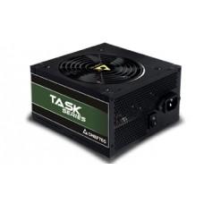 Блок живлення Chieftec  500Вт TPS-500S-BULK Task ATX, 120мм, APFC, 5xSATA, 80 PLUS Bronze