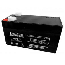 Батарея ИБП FrimeCom GS1212, 12V-1.2Ah