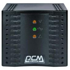 Стабілізатор напруги Powercom TCA-600 Black 600VA, 300 Вт, 110-240 В, релейний, однофазний