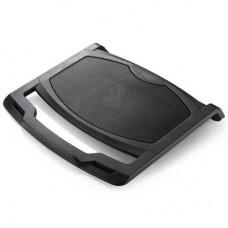 """Подставка для ноутбука Deepcool N400 до 15,6"""" металл.решетка, 1х14см вентилятор, 340х308х50мм"""