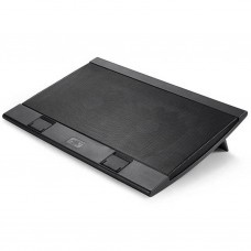 Подставка для ноутбука Deepcool WIND PAL FS 382 x 262 x 24 мм, 0.8 кг, черная, 2 вент, метал+пластик