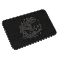 """Внешний карман для HDD SATA 2.5"""" AgeStar 3UB2A8 через USB3.0 черный"""