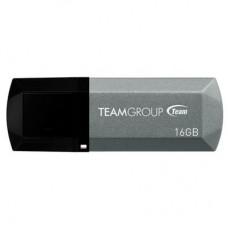 Флеш USB2.0  16ГБ Team C153 Silver (TC15316GS01)