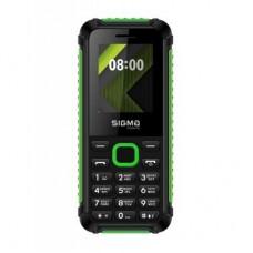 Мобільний телефон Sigma X-style 18 Track Black-Green (4827798854433)