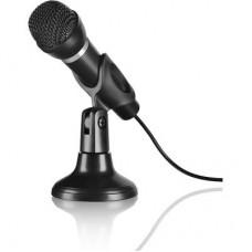 Мікрофон Speedlink CAPO Desk and Hand Microphone Black (SL-8703-BK)