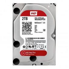 "Жесткий диск 3.5"" SATA3  2TB  64MB 7200 WD Red Pro (WD2002FFSX)"