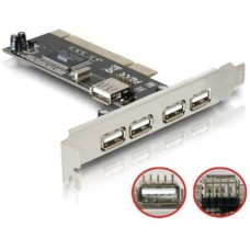 Контроллер PCI - USB2.0 Atcom 5-портов (7803)