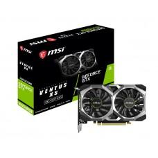 Відеокарта PCI-E nVidia GTX1650 SUPER MSI VENTUS XS OC 4ГБ (GTX 1650 SUPER VENTUS XS OC) GDDR6 / 128Bit / 1740/12000MHz / DVI / HDMI / DP