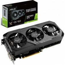 Видеокарта PCI-E nVidia GTX1660 ASUS TUF Gaming X3 OC 6ГБ (TUF3-GTX1660-O6G-GAMING)