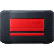 """Зовнішній жорсткий диск 2.5"""" 2TB USB3.1 Apacer AC633 (AP2TBAC633R-1) Red"""