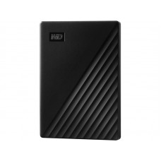 """Зовнішній жорсткий диск 2.5"""" 1TB USB3.0 WD My Passport Black (WDBYVG0010BBK-WESN)"""