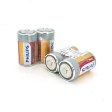 Батарейка R20D Philips Super Heavy Duty 2 штуки в упаковці, ціна за 1шт (R20LFT/93) 03636