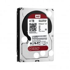 "Жесткий диск 3.5"" SATA3  4TB 256MB 7200 WD Red Pro NAS (WD4003FFBX)"