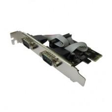Контроллер PCI-E - COM Dynamode RS232-2port-PCIE 2 порта