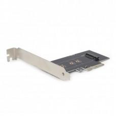 Контроллер PCI-E - M.2 SSD Gembird (PEX-M2-01)