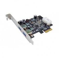 Контроллер PCI-E - USB3.0 STLab U-710 2 канала (2вн.) NEC PD720202