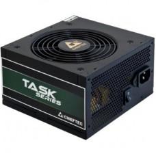 Блок живлення Chieftec  500Вт TPS-500S Task ATX, 120мм, APFC, 5xSATA, 80 PLUS Bronze