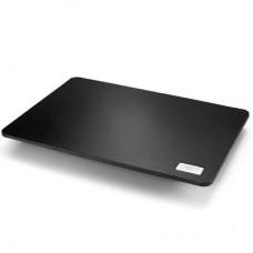 Подставка для ноутбука Deepcool N1 Black 260 x 350 x 26 мм, 950 г, черная, 1 вентилятора, металл