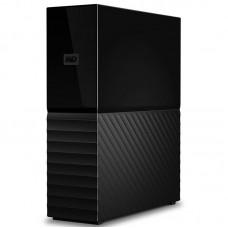 """Внешний жесткий диск 3.5"""" 4TB USB3.0 WD (WDBBGB0040HBK-EESN) черный"""
