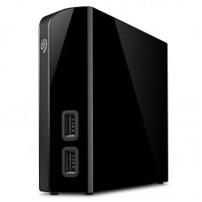 "Внешний жесткий диск 3.5"" 6TB USB3.0 Seagate Backup Plus Hub (STEL6000200) пластик / черный"