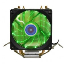 Кулер процессорный Cooling Baby R90 GREEN LED 3pin