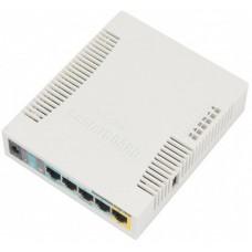 Точка доступа Mikrotik RB951UI-2HND 1хUSB, 802.11b/g/n