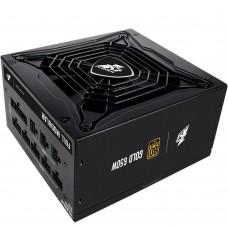 Блок живлення 1STPLAYER  650Вт (PS-650SP) ATX, 140мм, APFC, 6xSATA, 80 Plus Gold, Module