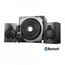 Акустика 2.1 F&D A521X (00490135) Black Bluetooth 4.0, саб. 20 Вт, сат. 2х16 Вт USB/CARD (SD/MMC/MS) ридер