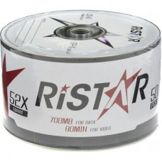 Диск CD-R RIDATA 700Mb 52x Bulk 50шт Ristar (901OEDRALW002)